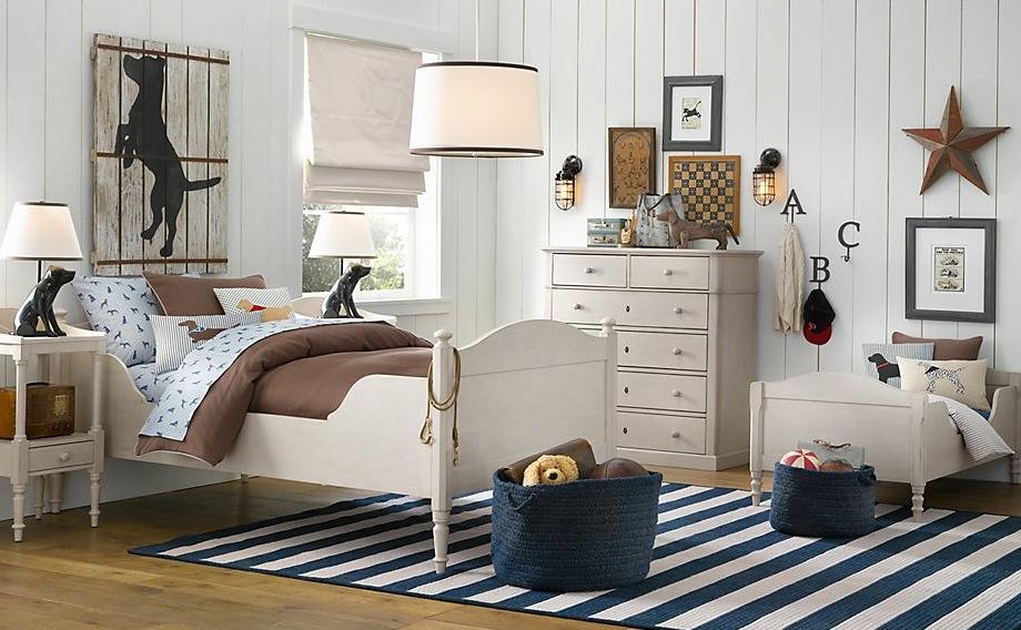 Industrial Childs Bedroom