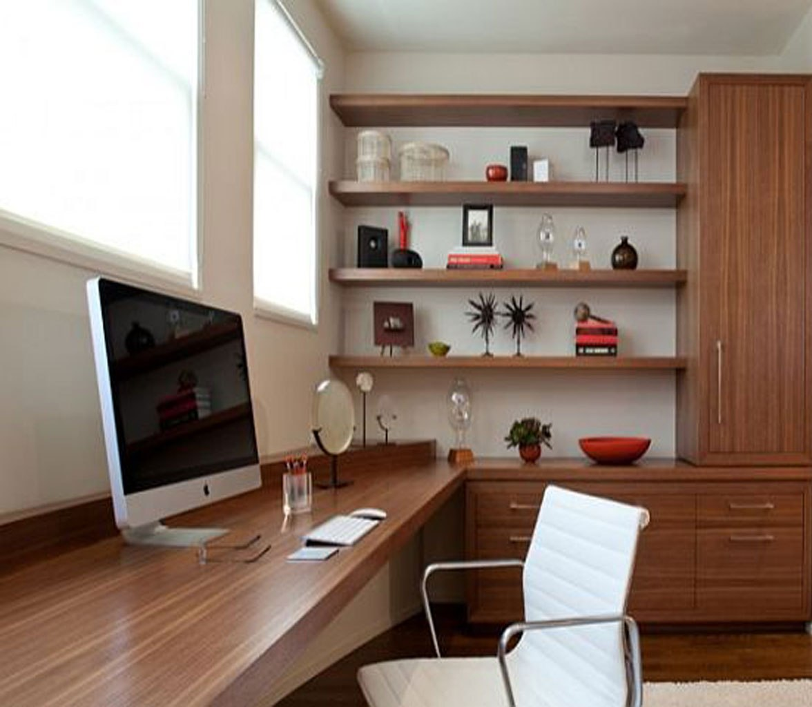 Modern-custom-home-office-design