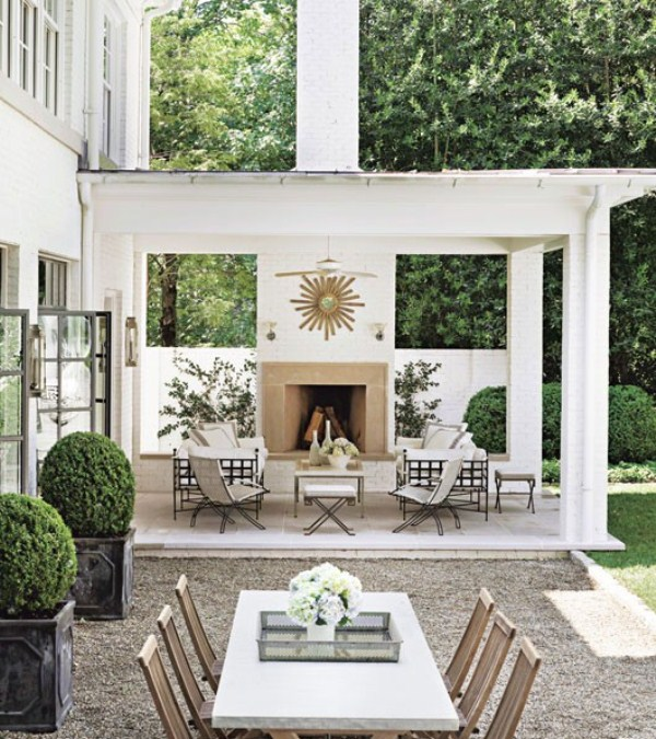 Outdoor Dining Design Ideas