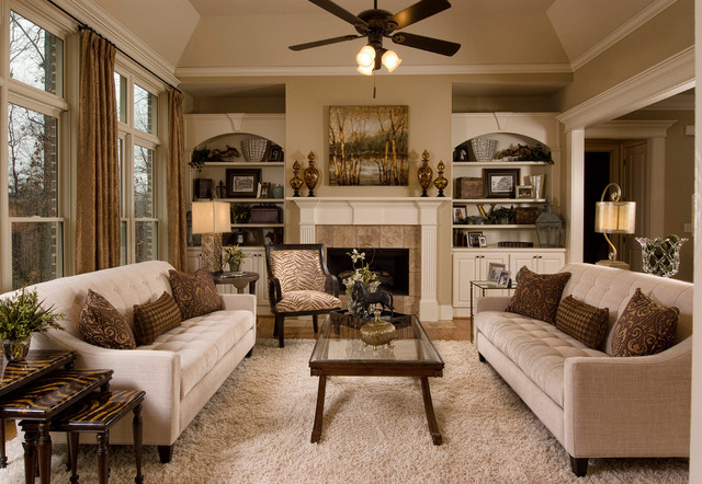 Traditional Living Room Designs pictures Gallery