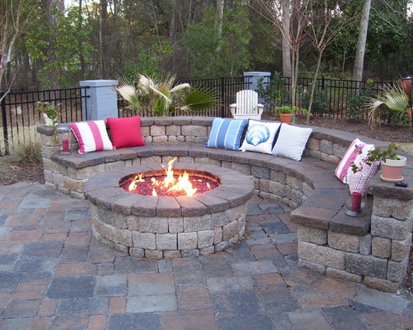 Traditional-Outdoor-Round-Patio-Fire-Pits-Remodelling