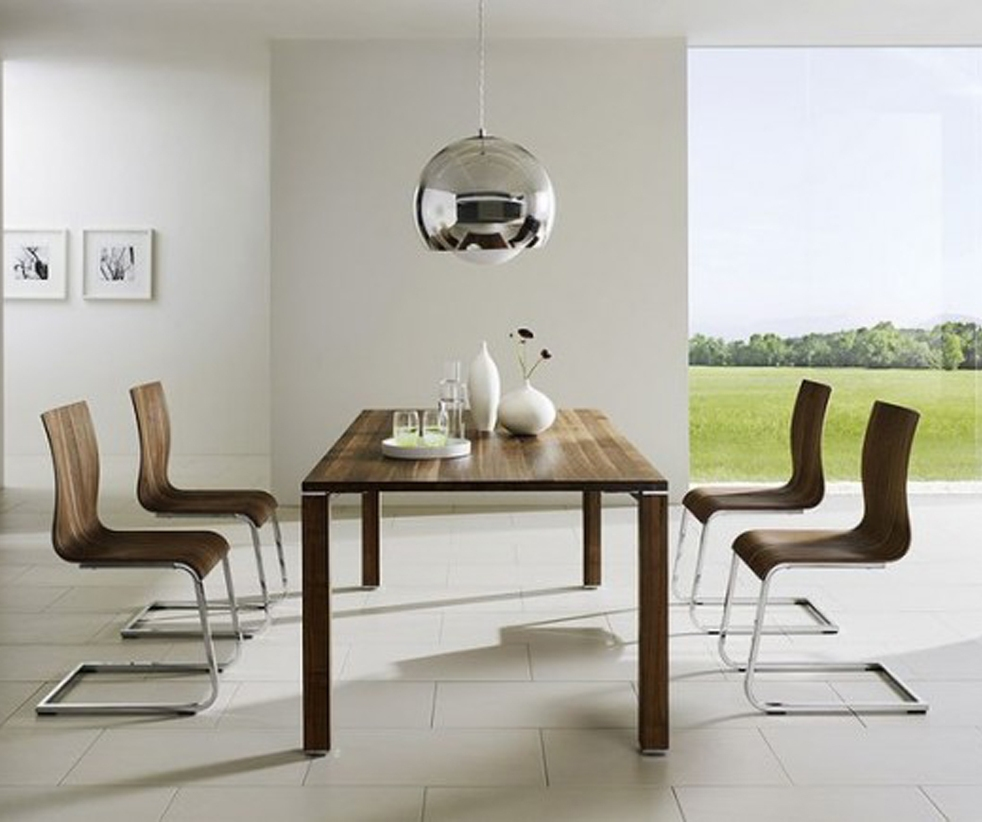 beautiful-minimalist-dining-room-with-wooden-furniture