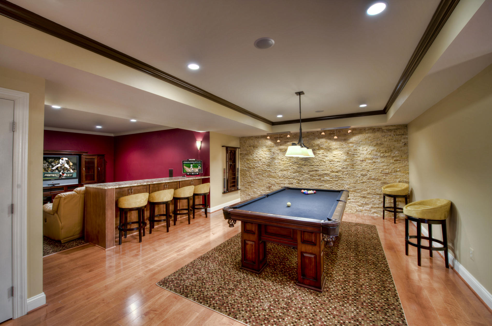 great-falls-contemporary-basement-theatre-room