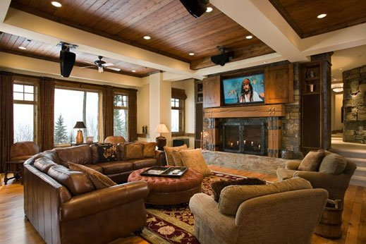magnificent-cozy-contemporary-living-room-design