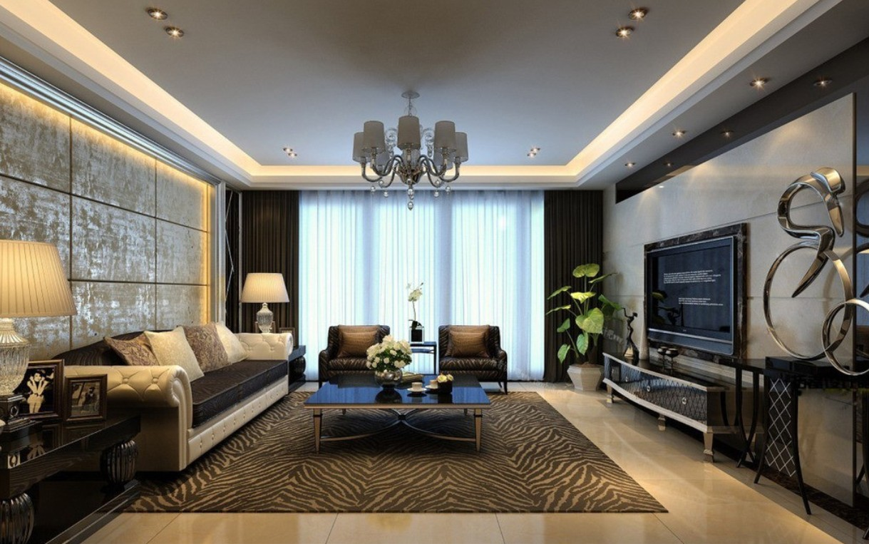 modern-living-room-dark