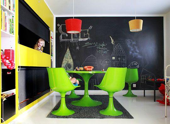 neon play room