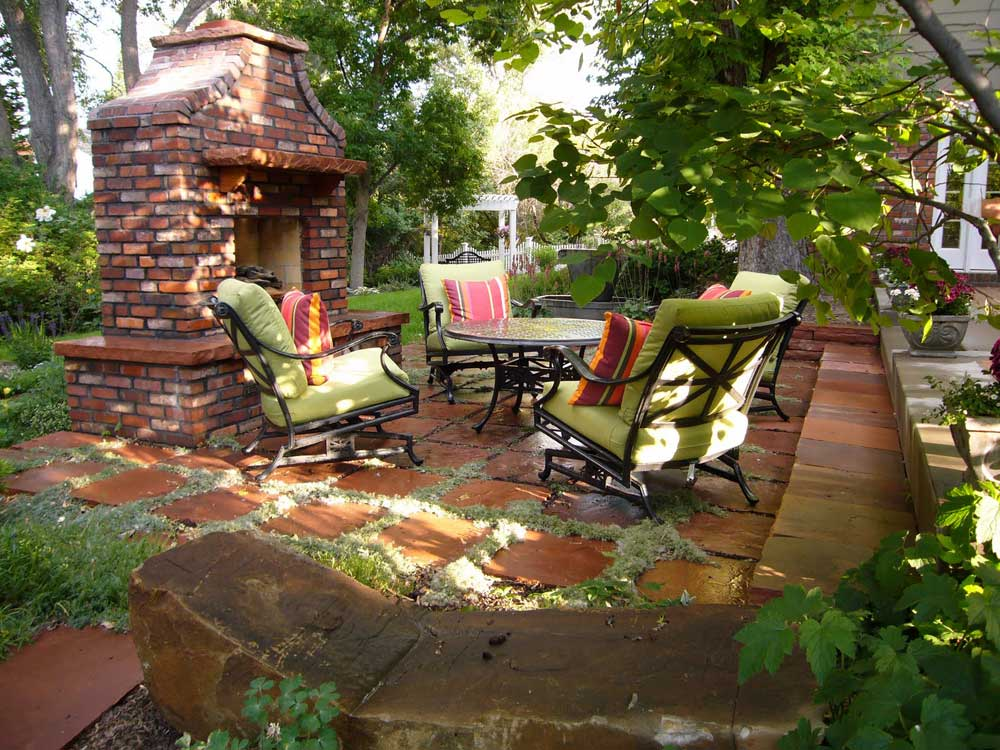 outside-patio-ideas-by-outdoor-home-garden-patio-design-with-fireplace