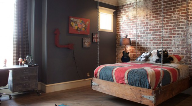 16-Appealing-Industrial-Kids-Room-Designs-Your-Kids-Will-Love-12-630x350