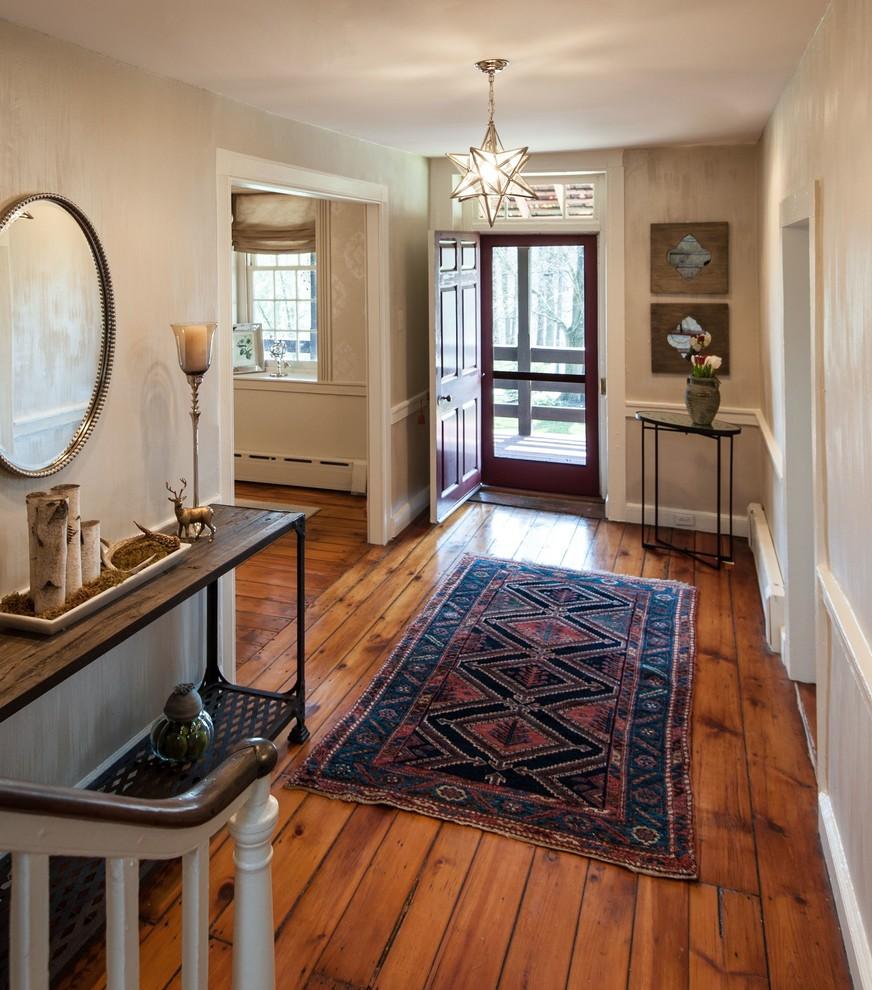 Aesthetic-Heart-Pine-home-designing-tips-Farmhouse-Entry-Philadelphia