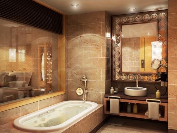 Artistic-luxury-bathroom-design-
