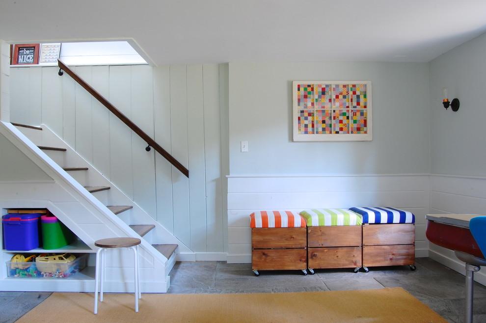 Astonishing-Rollaway-Bed-Decorating-Ideas-Gallery-in-Basement-Farmhouse-design-ideas-