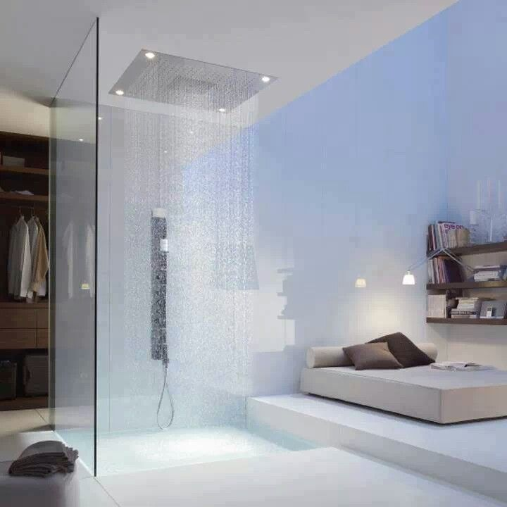Bathrooms With Rain Shower