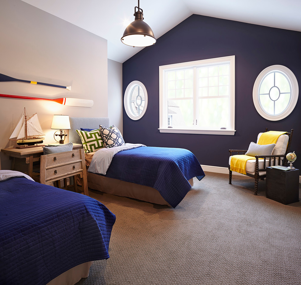 Beguiling-Porthole-Window-home-designing-tips-Beach-Style-Bedroom
