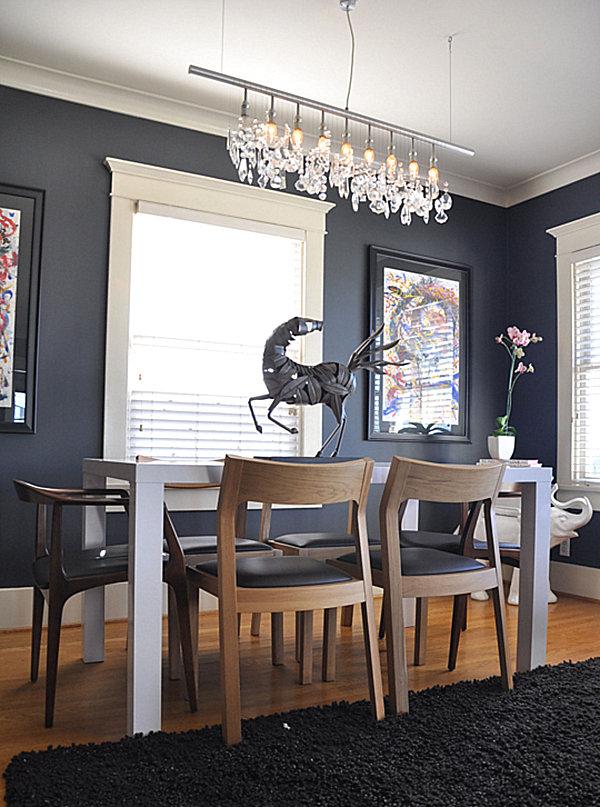 Contemporary-Craftsman-dining-room