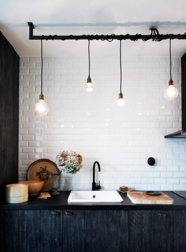 Cool Industrial Design Kitchens