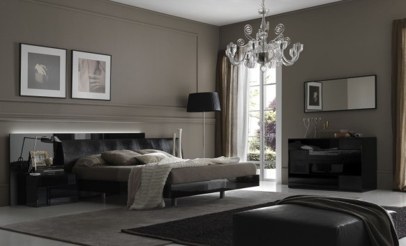 Elegant-contemporary-bedroom-
