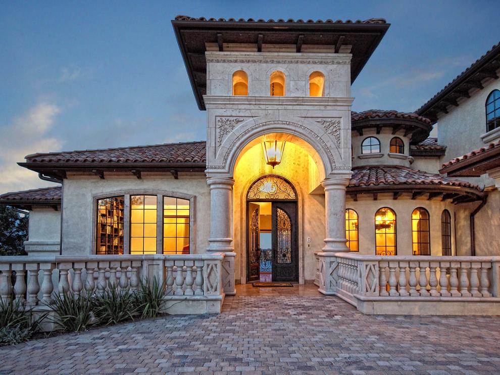 Exterior home-design-Mediterranean