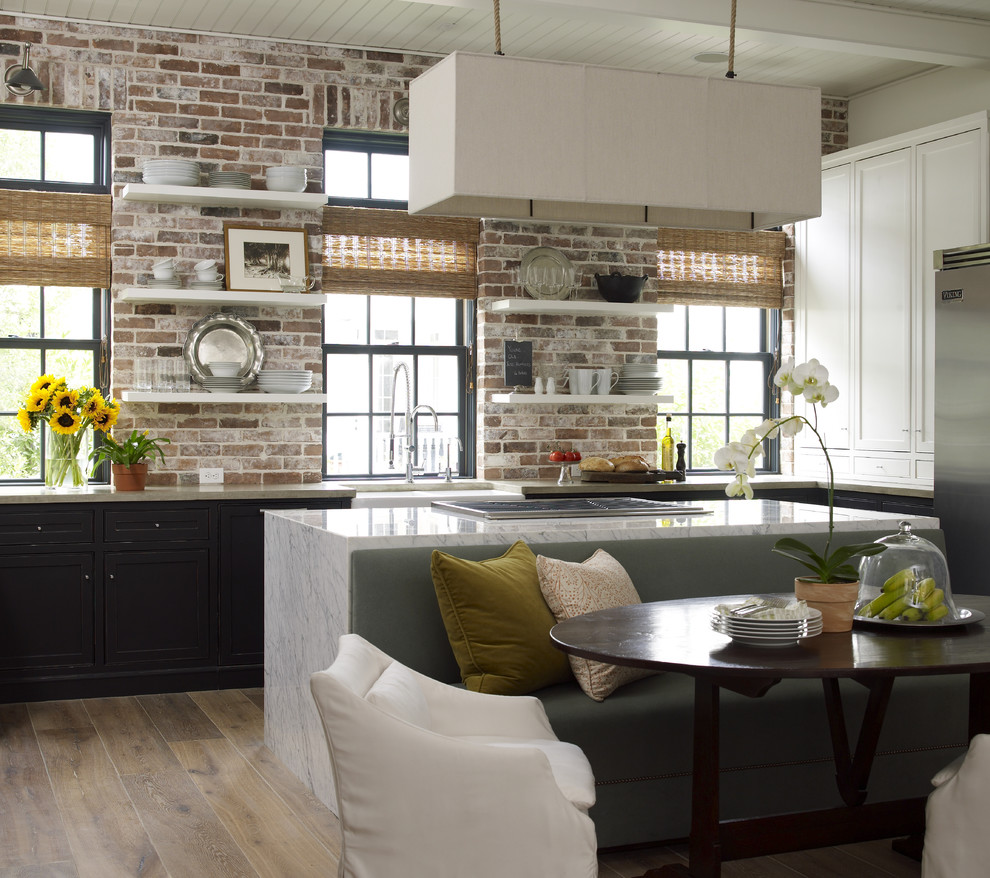 Glamorous-Kitchen-Transitional-design-ideas-Decor