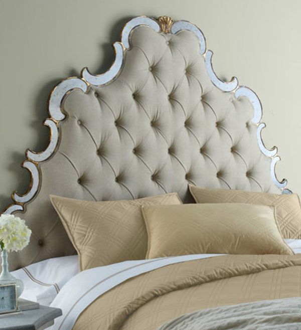 Gorgeous-Tufted-Headboard