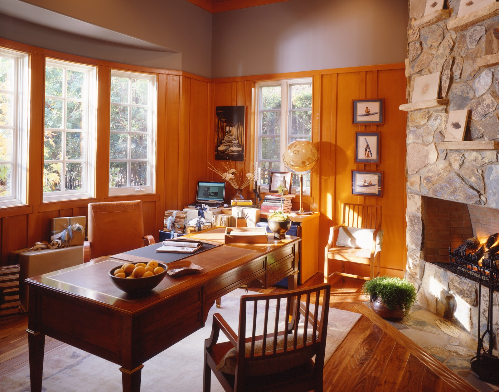 Green Interior Design Healthy Living A Touch of Vintage