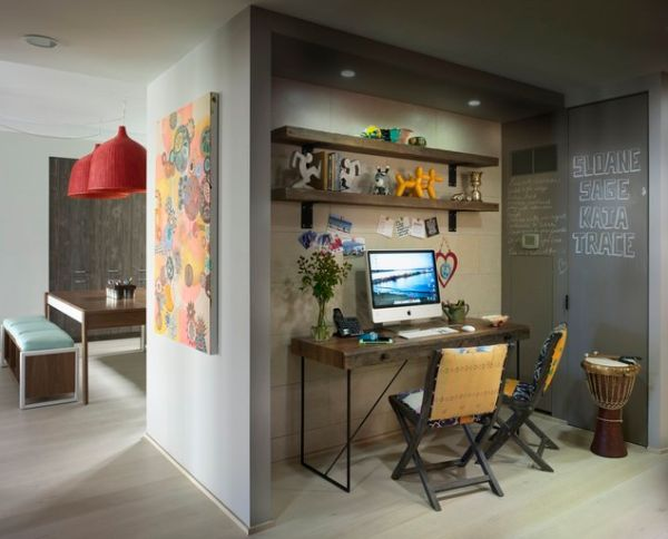 Industrial-Home-Office-Designs-Alcove-Desk