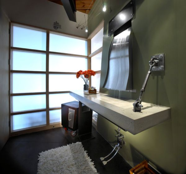 Inspiring Industrial Bathroom Ideas