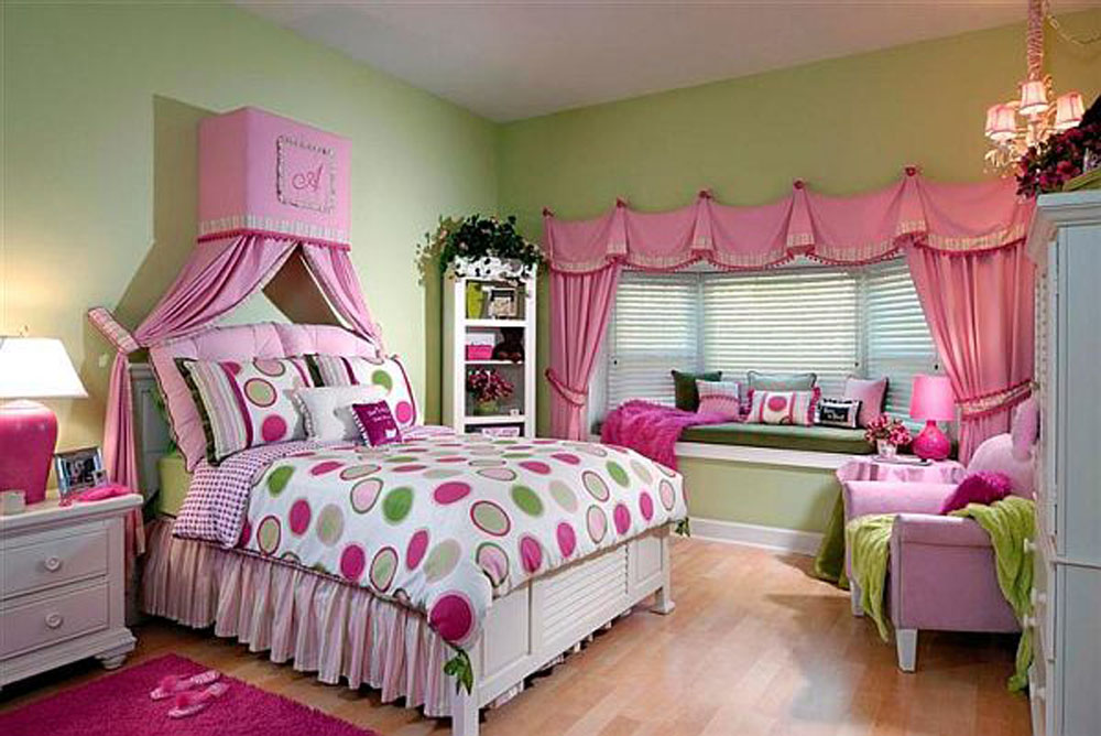 Marvelous mid cenn kid room