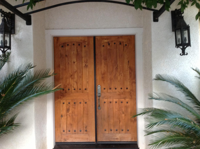 Mediterranean Entry Design