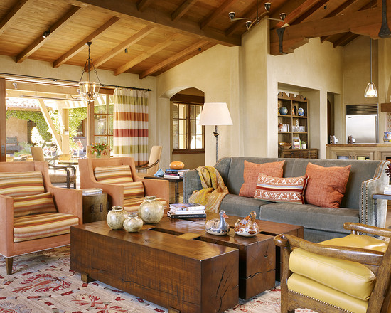 Mediterranean-Living-Room --