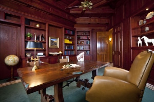 21 Outstanding Craftsman Home Office Designs