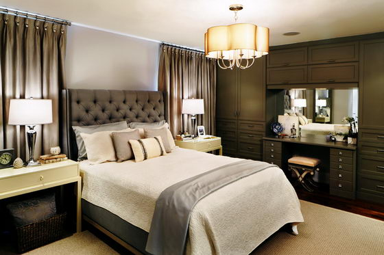 Sleek and Elegant Bedroom ideas