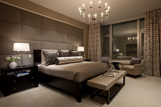 Sleek and Elegant Bedroom