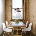 20 stunning Industrial Dining Design