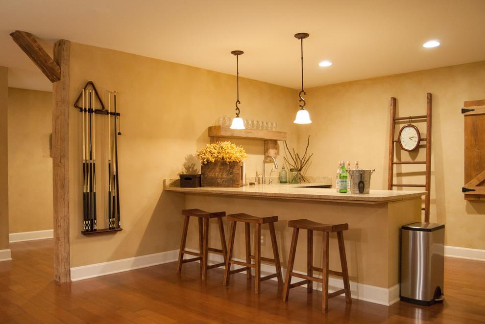 Stunning-Home-Bar-Farmhouse-design-ideas-for-Small-Wet-Bar-Designs-For-Basement-Decorating-Ideas