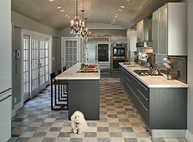 Transitional Kitchen Design__