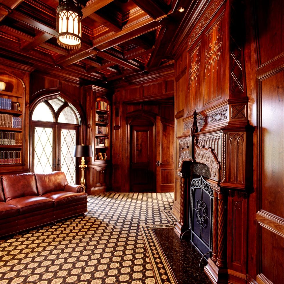 antique-mediterranean-home-office-