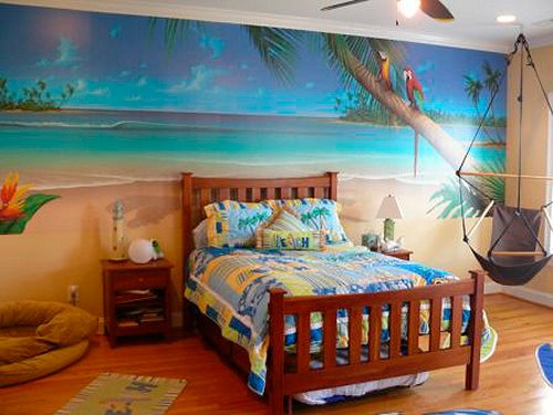beach-themed-rooms-on-exotic-tropical-style-themed-bedrooms-beach-retreat-theme-room