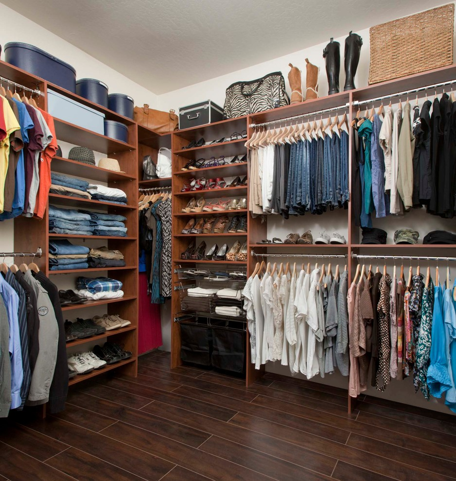15 Amazing Industrial Storage & Closets Design