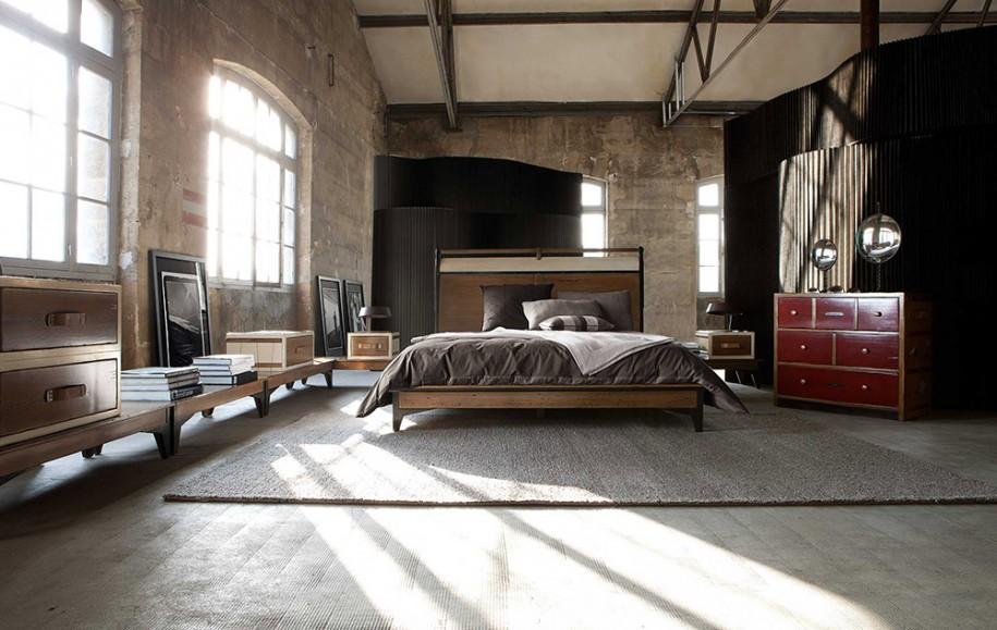 concrete-bedroom-decor-decorating-ideas