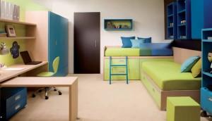 20 Fantastic Asian Kids Bedroom Design Ideas