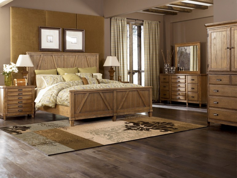 furnitures-modern-rustic-bedroom