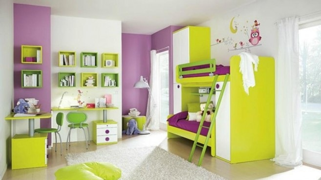 girls-room-with-pastel-primary-colors-with-out-sun-lighting-657x402