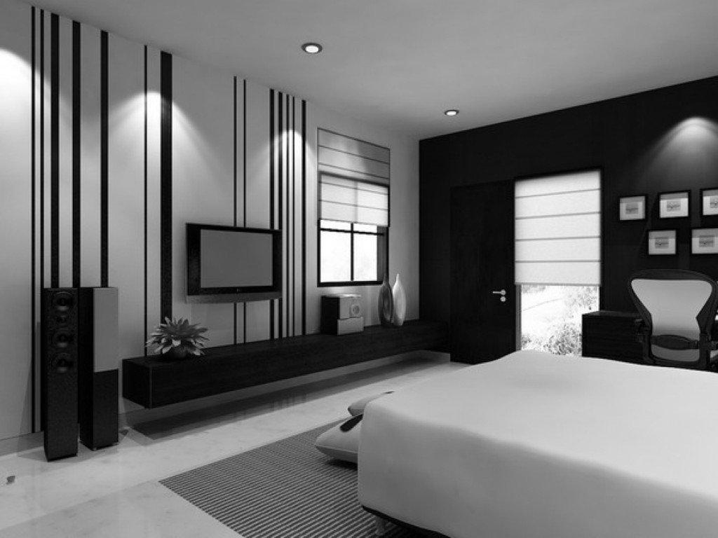 ideas-for master bedroom-luxuriant-white-cover-bed-sheet-