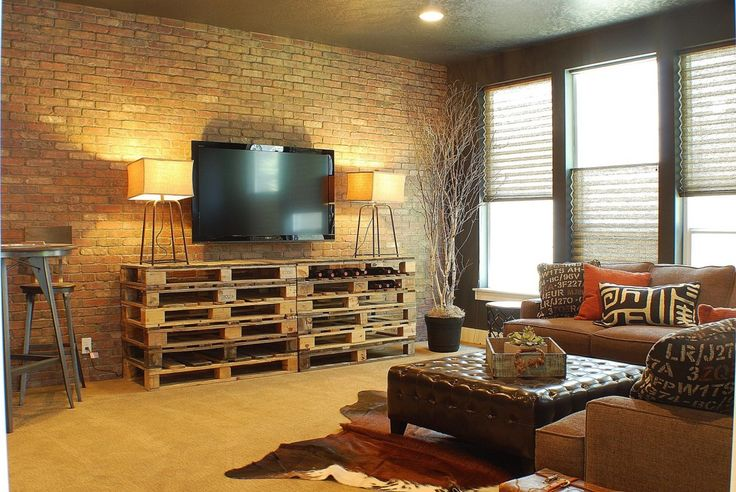 industrial living-room