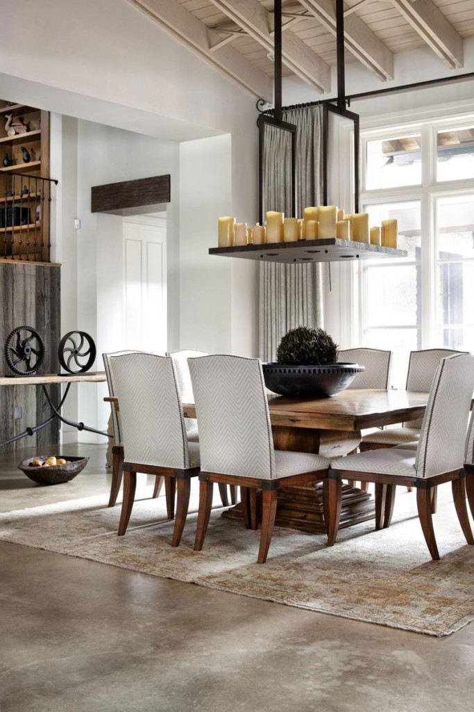 living-room-rustic
