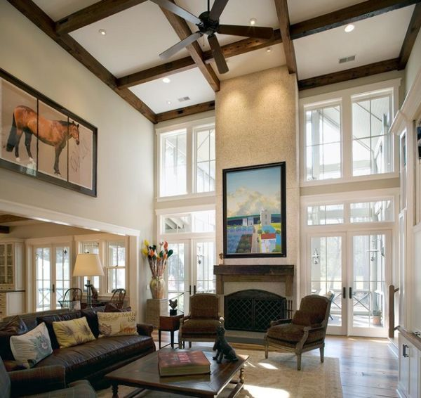 living-room-with-high-ceiling