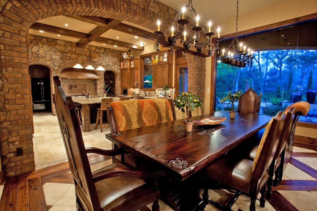 mediterranean dining-room-design