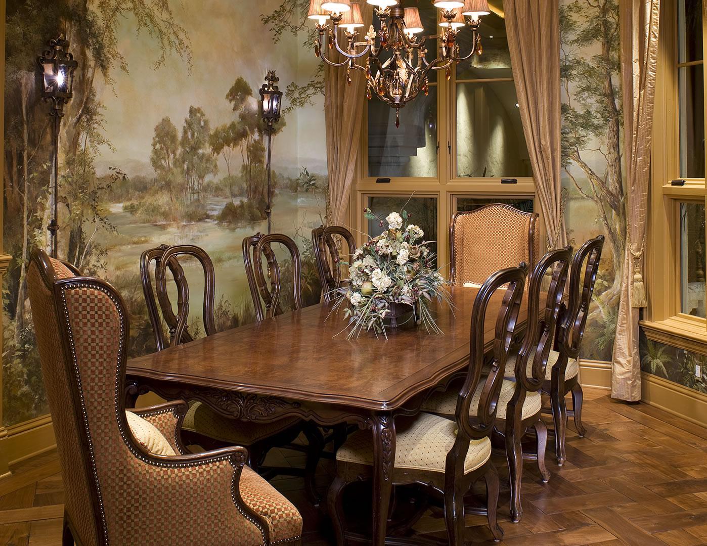 mediterranean-formal-dining-room