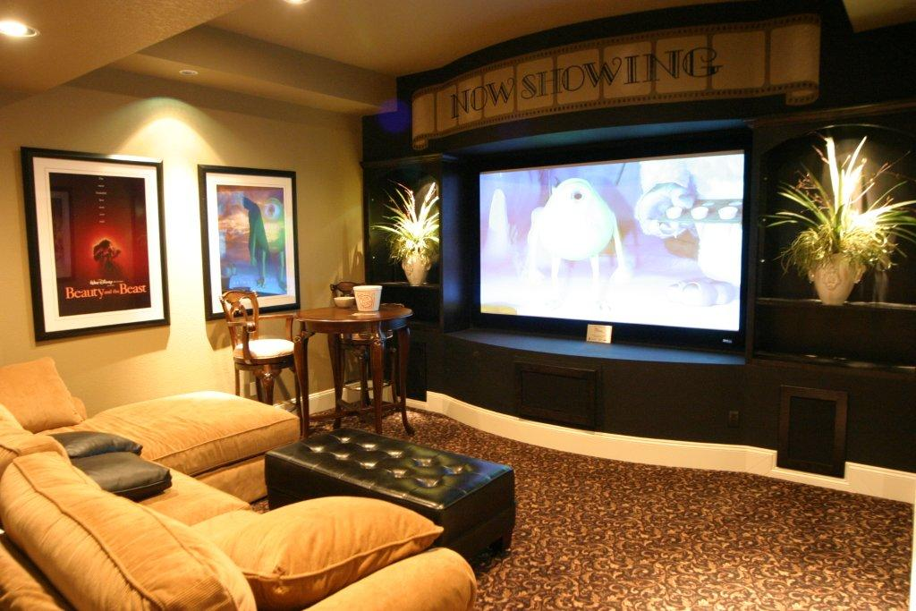 mid-century-basement-interior-design