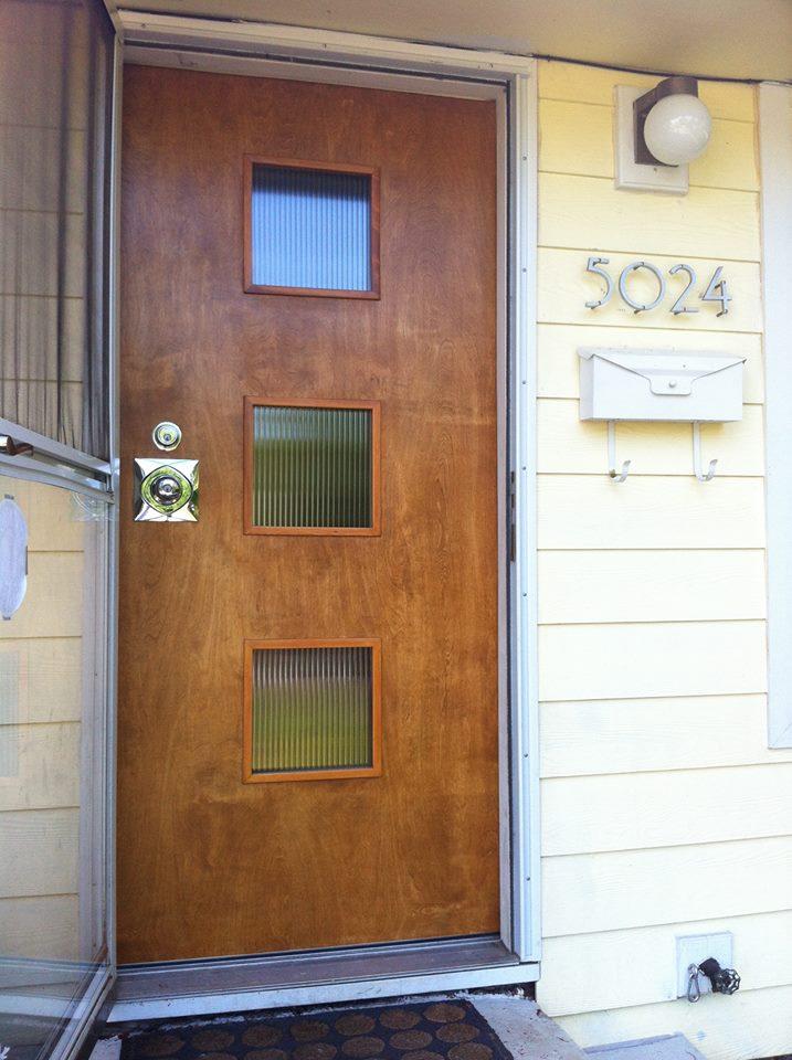 mid-century-front-door